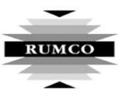 RUMCO Construction Logo