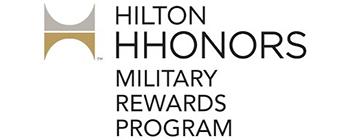 Hilton Hotels HHonors Military Rewards Program