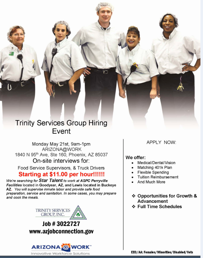 Trinity Service Group